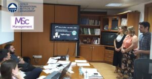 Zorbas Student Project: Learning by Doing Dr Olga Kandinskaia