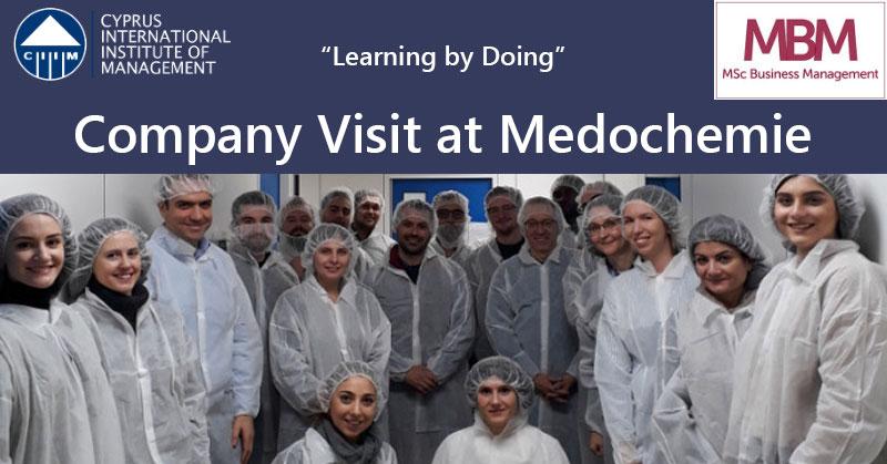 Medochemie Company Visit