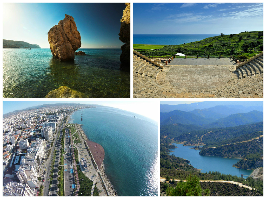 Cyprus Collage