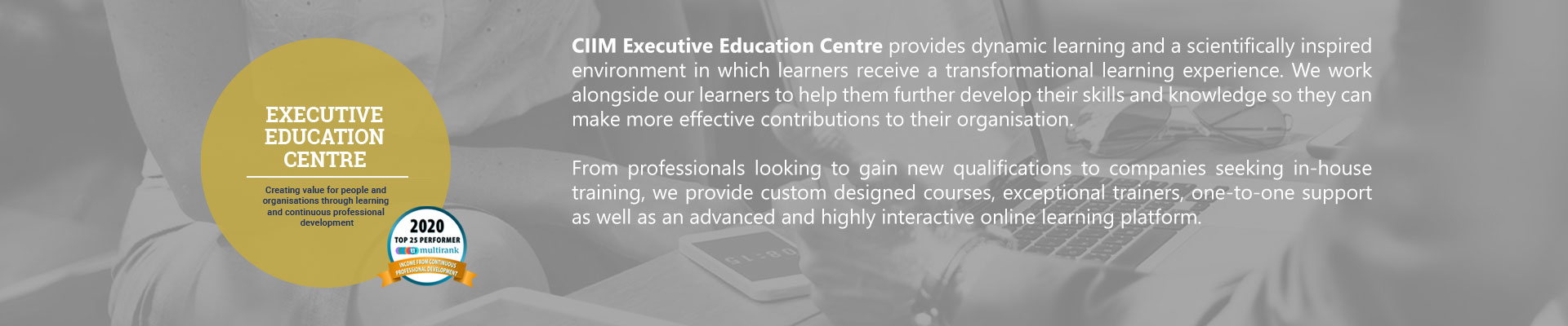 Executive Education Centre