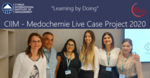 CIIM – Medochemie Live Case Project 2020