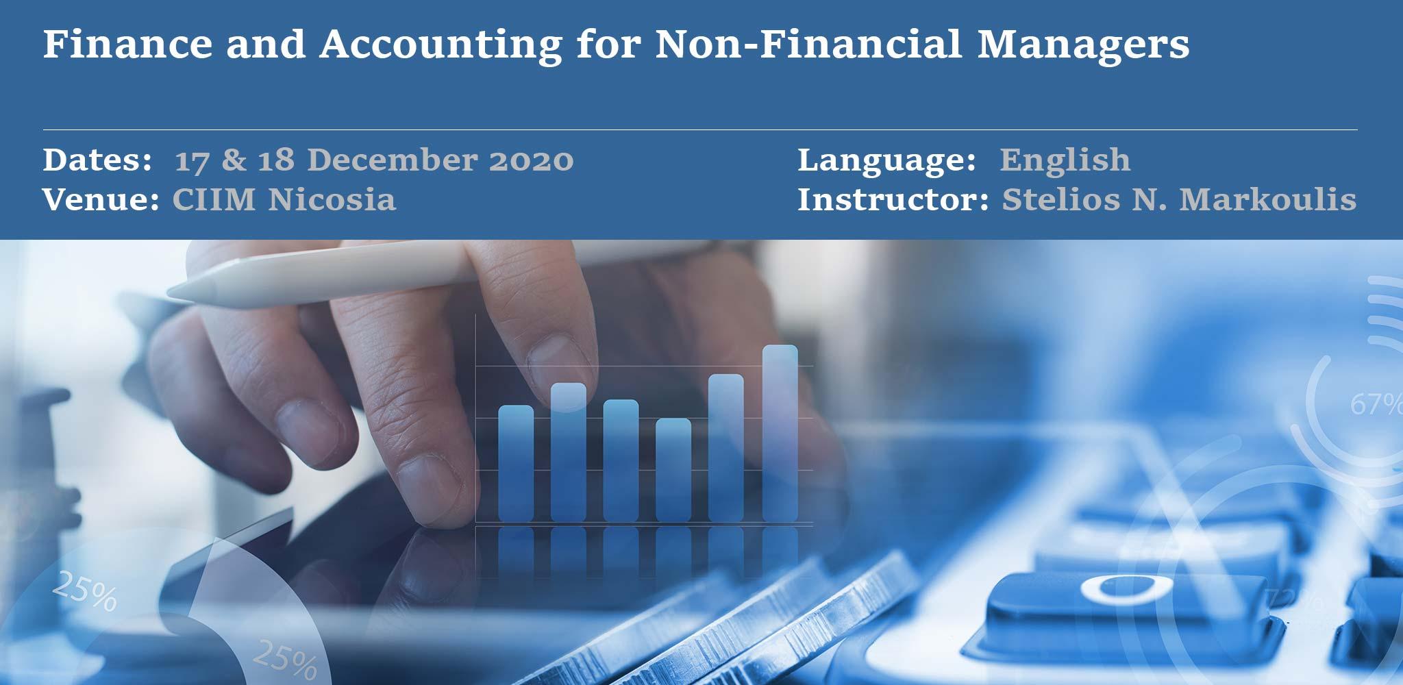Financial Accounting Banner