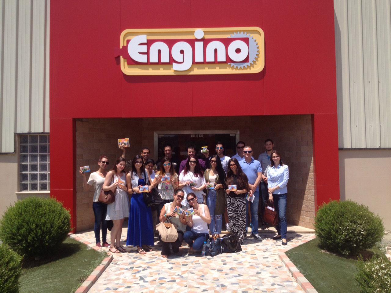 Engino Company Visit 2015