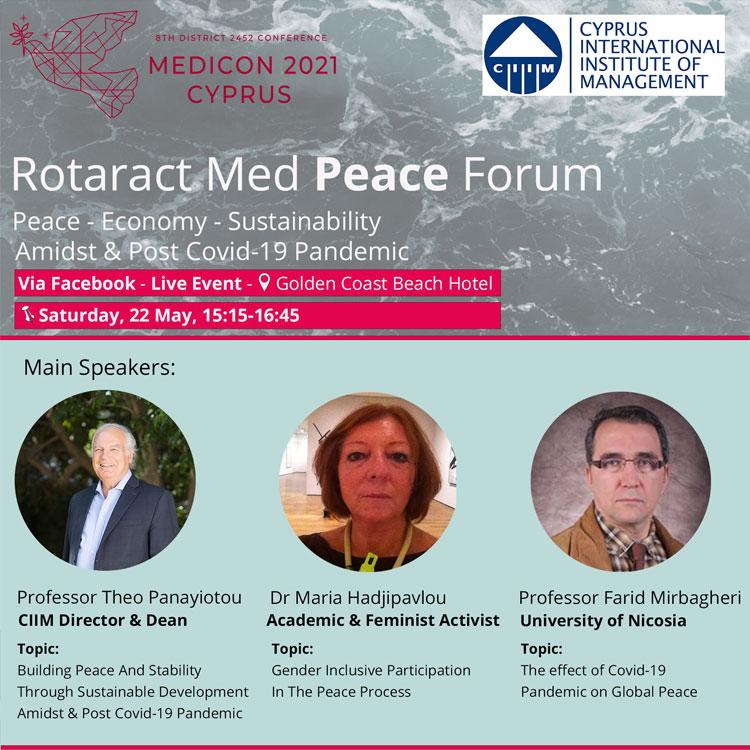 Medicon Peace Forum